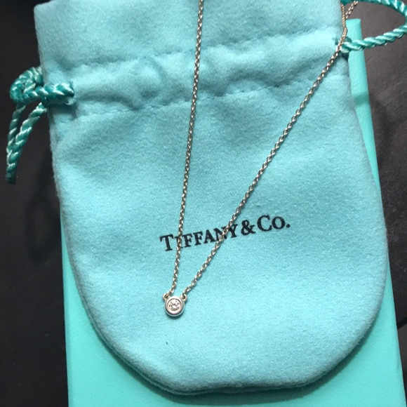 d24727cf646b9 Authentic Tiffany necklace